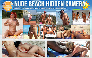 Nude Beach Hideen Camera - Forbidden Photos and Videos Made by b Hidden Camera on the Nudist Beach