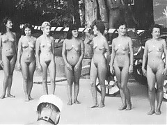 Old nudist photos from all over the world